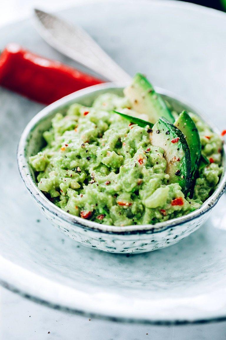 Jak zrobić guacamole?