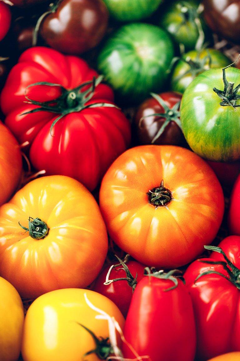 Domowy ketchup – pomidory