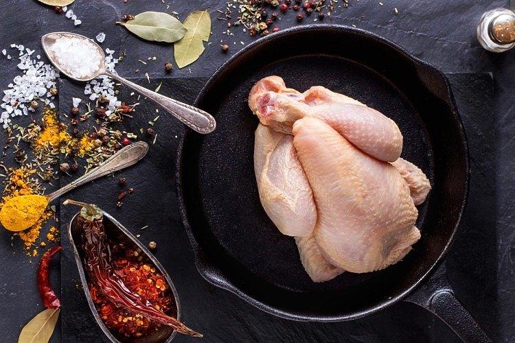 Marynowanie kurczaka