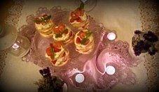 Torciki z truskawkami