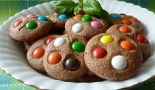 Piegowate ciasteczka