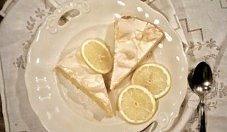 Ciasto cytrynowo-bezowe