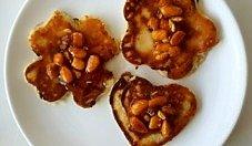 Placuszki serowe z miodem