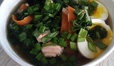 Błyskawiczna zupa ramen